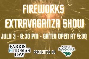 Join the Tobs for Postgame Fireworks this Saturday!
