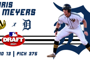 Former Wilson Tob Chris Meyers Selected by Detroit Tigers in MLB Draft