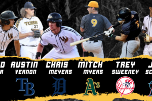Six Tobs Alumni Taken in 2021 MLB Draft