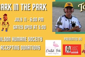 Last Chance for Bark in the Park