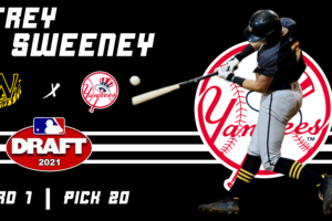 Former Tob Trey Sweeney Drafted in 1st Round
