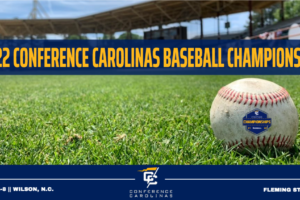 Conference Carolinas to Return to Historic Fleming Stadium for Baseball Championship in 2022